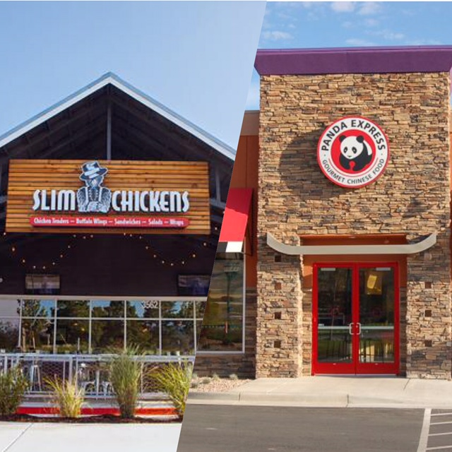 65737ba613d1b5 Second Tyler Location for Slim Chickens and Panda Express Currently ...